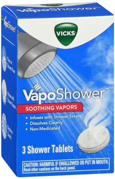 vic's vapo shower