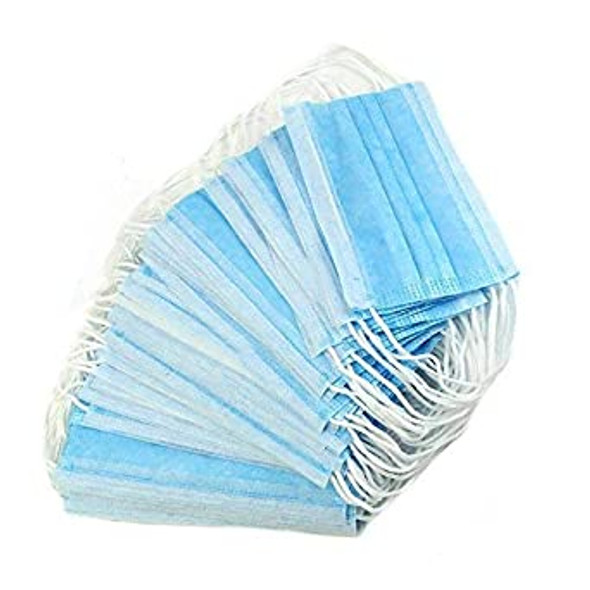 Disposable Face Mask Earloop 50 Pcs per Pack
