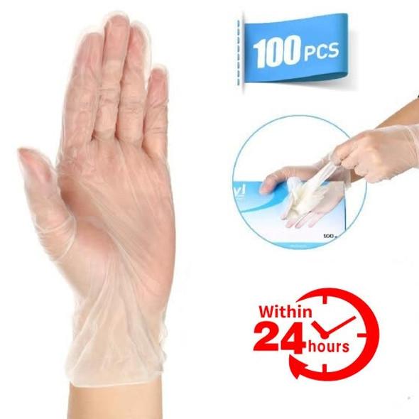 Gloves 100's Box