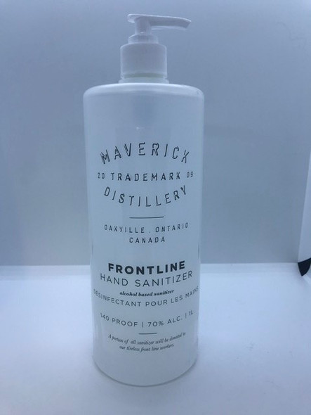 Maverick Frontline Sanitizer 1 L