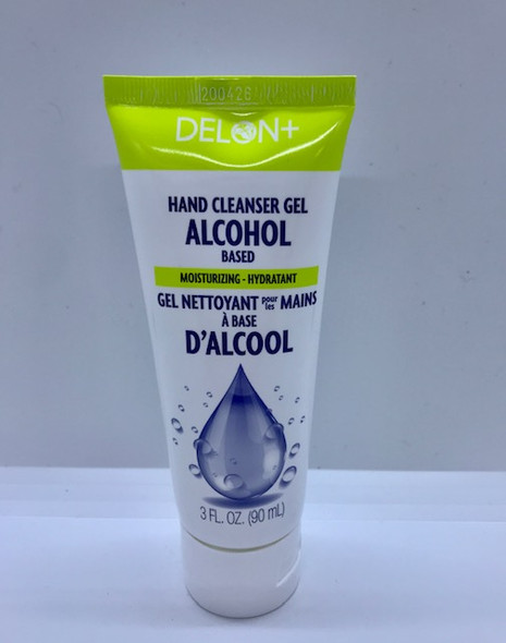Moisturizing Hand Cleanser Gel 90 mL