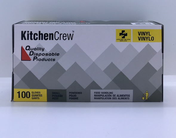 KITCHEN CREW POWDERED VINYL SMALL 100