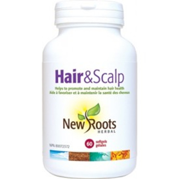 New Roots Prostate Perform, 60 Softgels