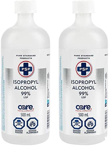 PSP ISOPROPYL ALCOHOL 99% 500ML