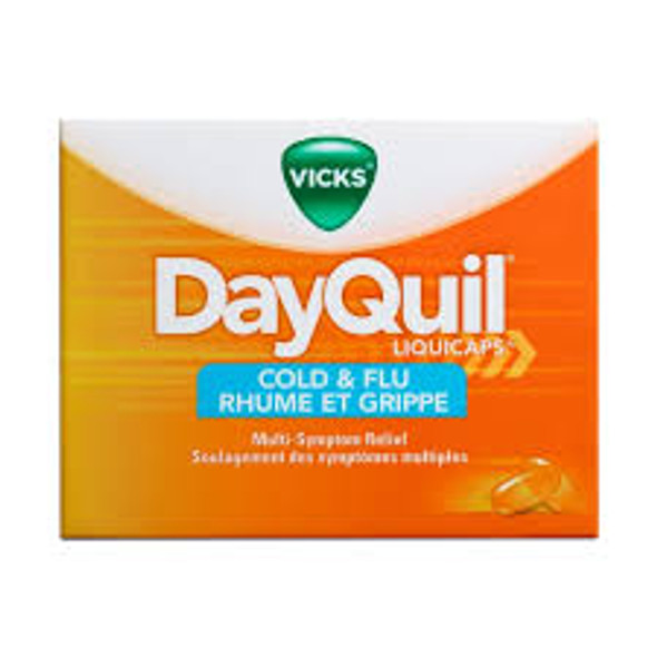 VICK'S DAYQUIL CLD & 16