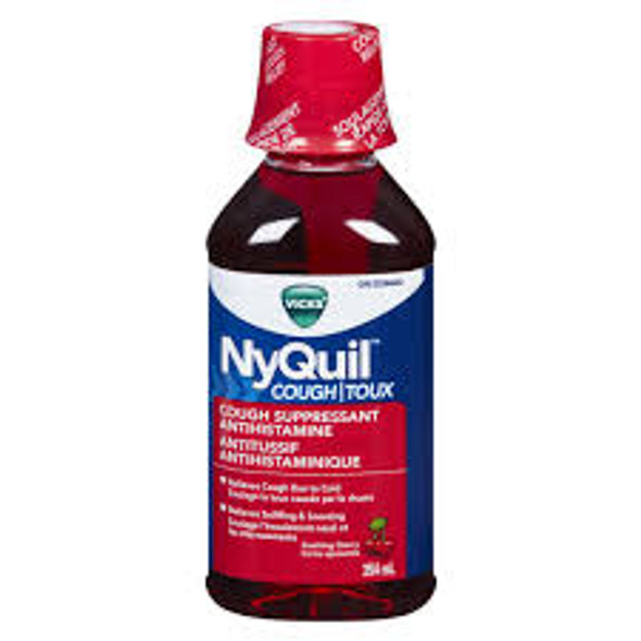 VICK'S NYQUIL SYRUP 354