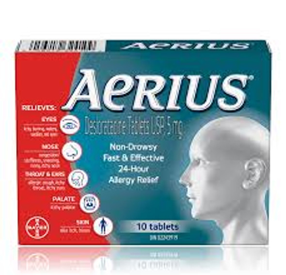 AERIUS ALLERGY