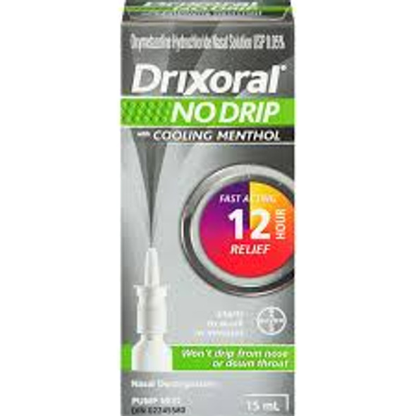 DRIXORAL COOLING MEN 15ML