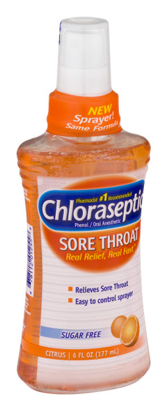 CHLORASEPTIC SPRAY C