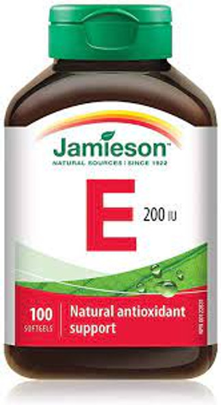 Jamieson Vit E