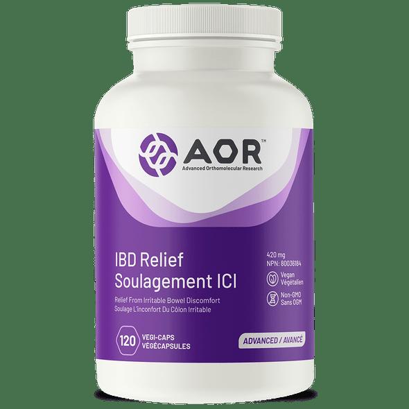 AOR IBD Relief 420mg 120 cap