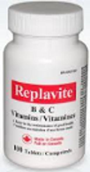 REPLAVITE VIT TB