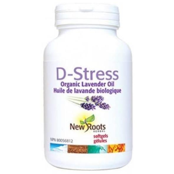 D-STRESS 30 CAPS 30 CAPS