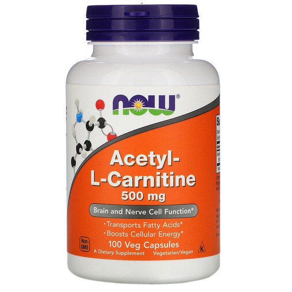 acetyl l carenirine 500 mg