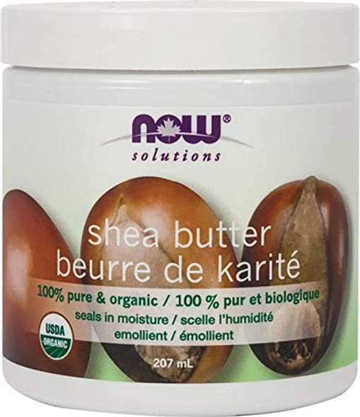 now shae butter