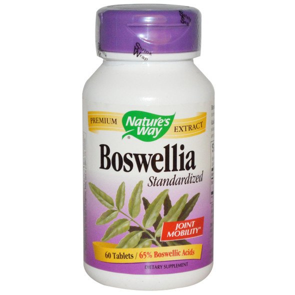 Nature's Way Boswellia 60 Capsules