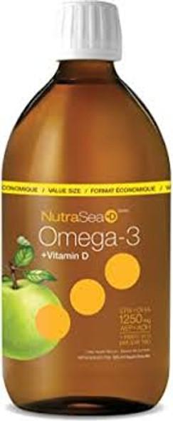NW NutraSea Omega3 Lemon 200ml 200ML