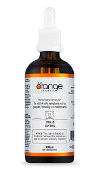orange colic