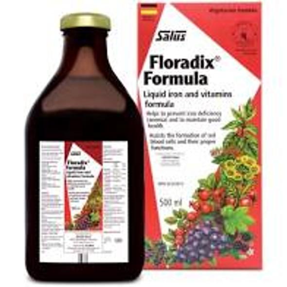FLOR Floradix 500ML 500ML