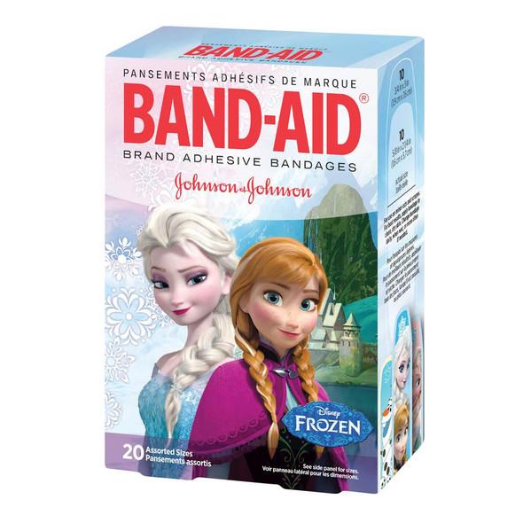 frozen band aids