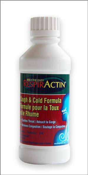 RespirActin Cough & Cold Formula, 237 ml