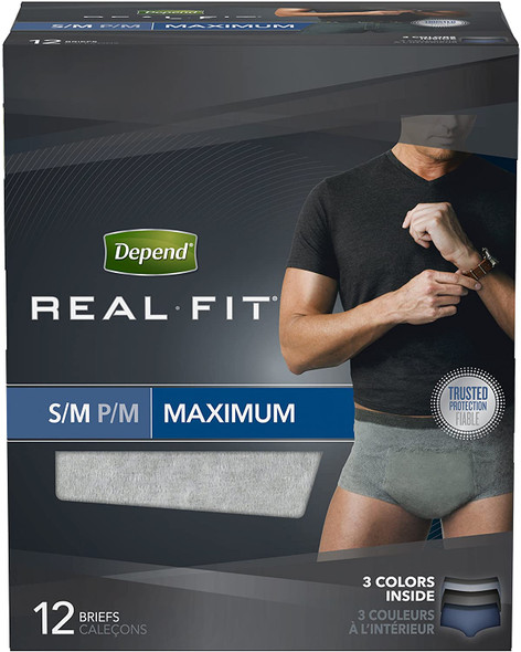 depends real fit 12