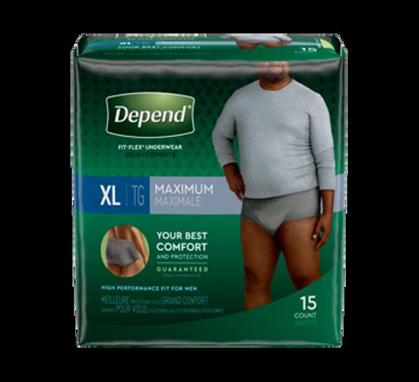 xl depends 15