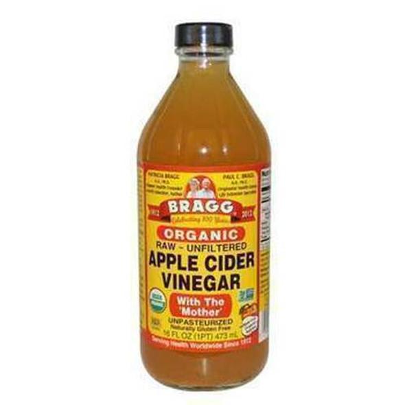 bragg apple cidar