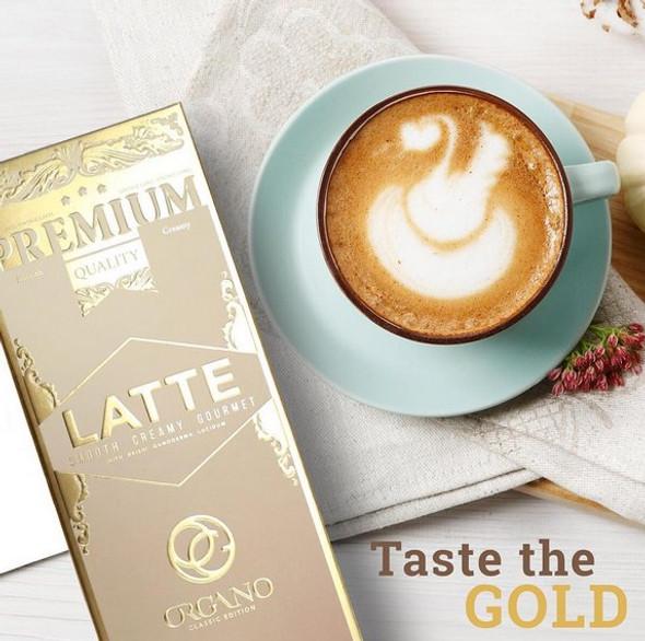 Organo Gold Gourmet Latte (20 sachets)