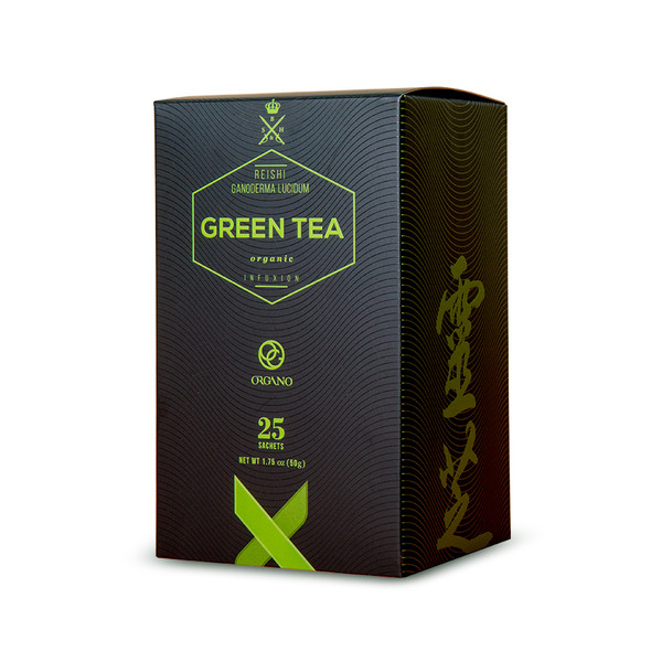 Organo Gold Organic Green Tea (25 sachets)