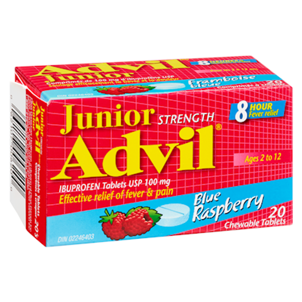 jr advil