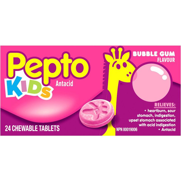 pepto kids