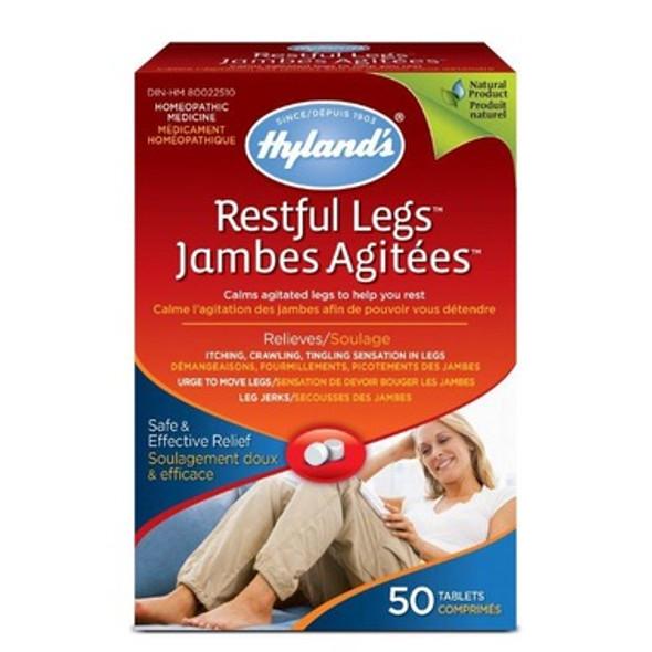 RESTFUL LEGS 50 TABS