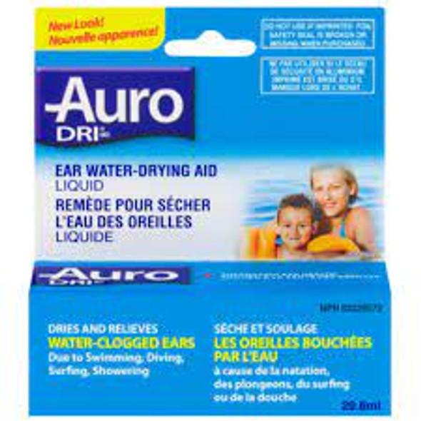 auro dry ear drops