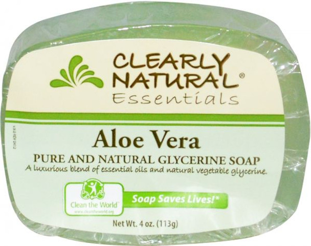 Clearly Natural Essentials Aloe Vera, 113 g