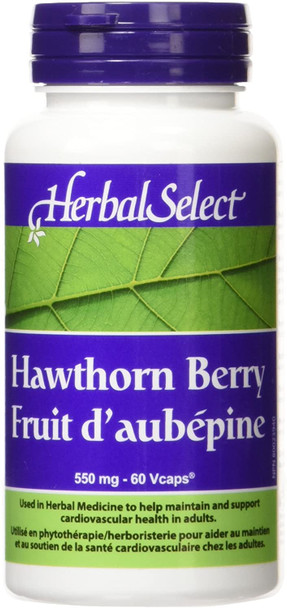 hawthorn berry 60 caps