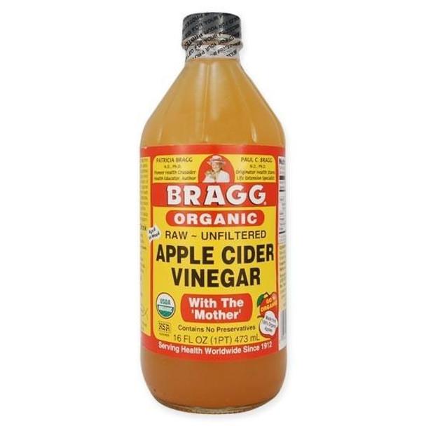 Apple Cider Vinegar, 473 ml