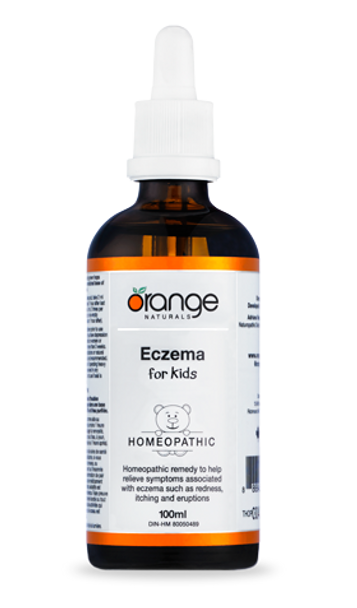 Homeopathic - Eczema (for kids) 100ml