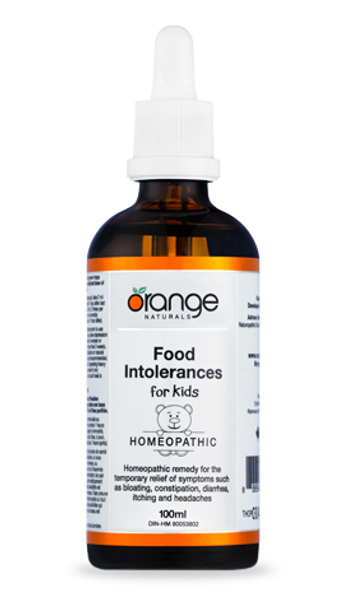 Homeopathic - Food Intolerances (for kids) 100ml