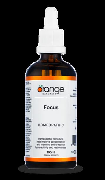 Homeopathic - Focus 100ml