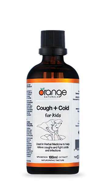 Cough+Cold (for kids) 100ml tincture - NEW
