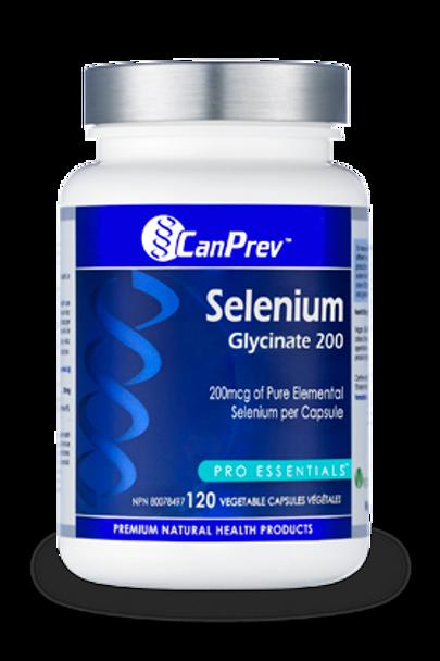 Selenium Glycinate 200 120 v-caps