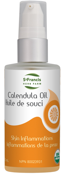 St. Francis Calendula Oil, 50 ml