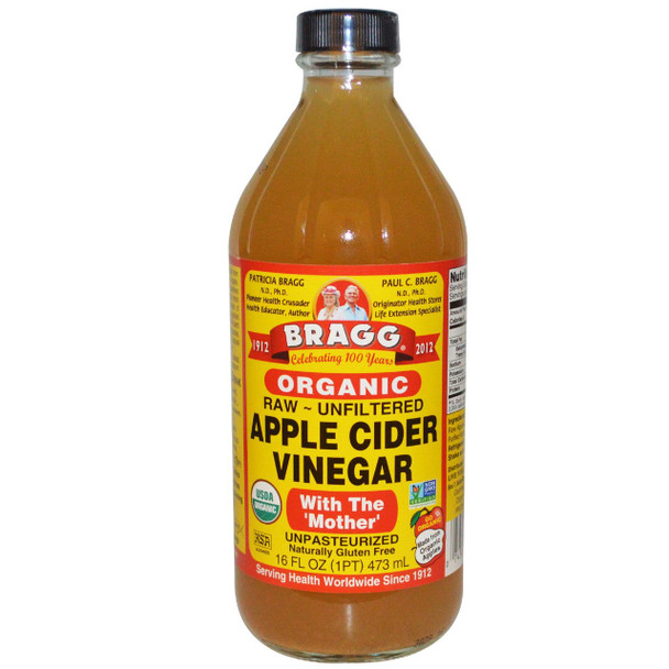 Bragg Apple Cider Vinegar Drink, 473 ml