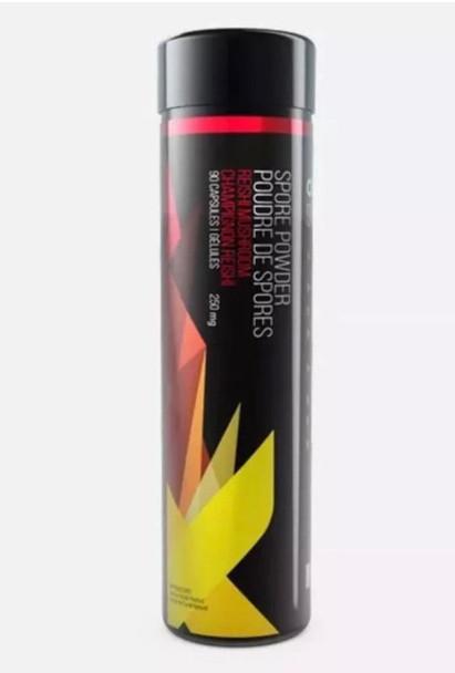 Organo OGX Spore Powder 250mg, 90 caps