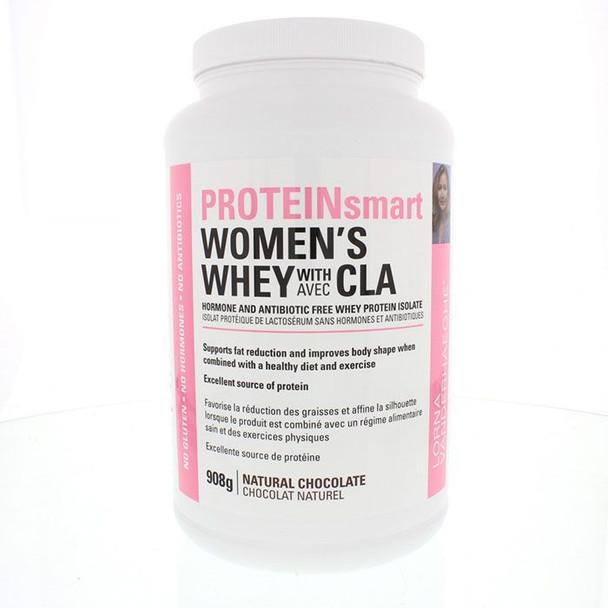 Lorna Vanderhaeghe, ProteinSmart with CLA (Chocolate)