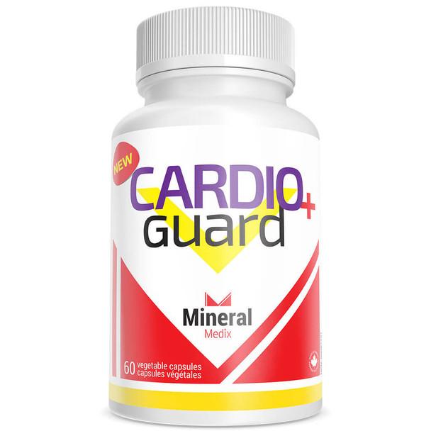 Mineral Medix, Cardio + Guard, 60 Caps