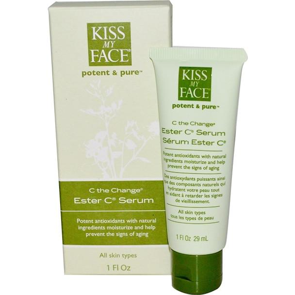 Kiss My Face, Ester C Serum, 29 ML