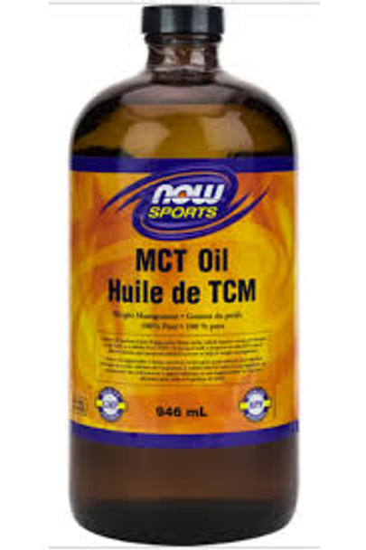Now Sports, MCT Oil, 946ml
