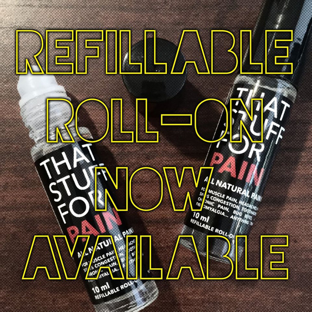 That Stuff for Pain 10ml Roll-in